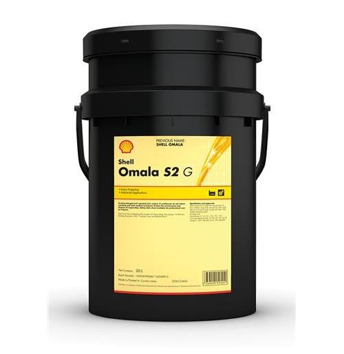 Shell Omala S2 GX 68 (20L) - oleje przekładniowe