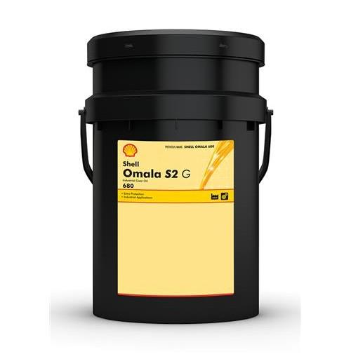 Shell Omala S2 GX 680 (20L)