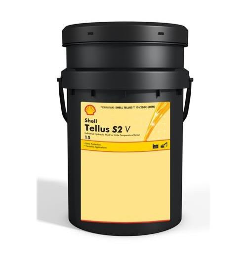 Shell Tellus S2 V 15 (20L)