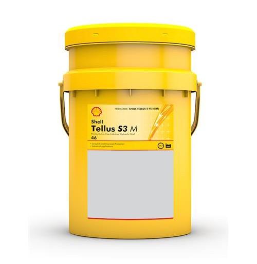 Shell Tellus S3 M 46 (20L)