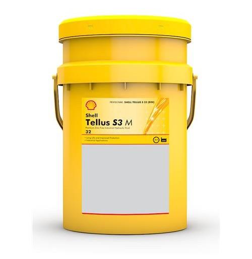 Shell Tellus S3 M 32 (20L) - oleje hydrauliczne