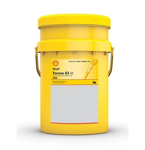 Shell Tonna S3 M 220 (20L) - oleje maszynowe