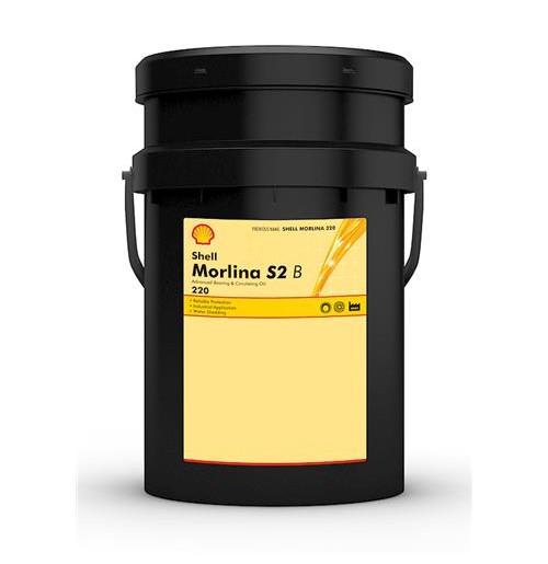 Shell Morlina S2 B 220 (20L) - oleje maszynowe