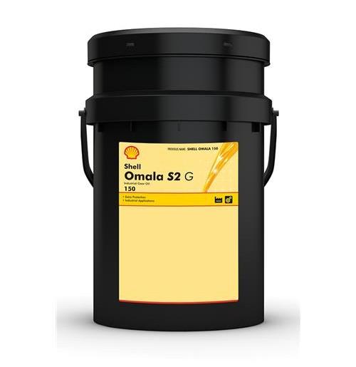 Shell Omala S2 GX 150 (20L)