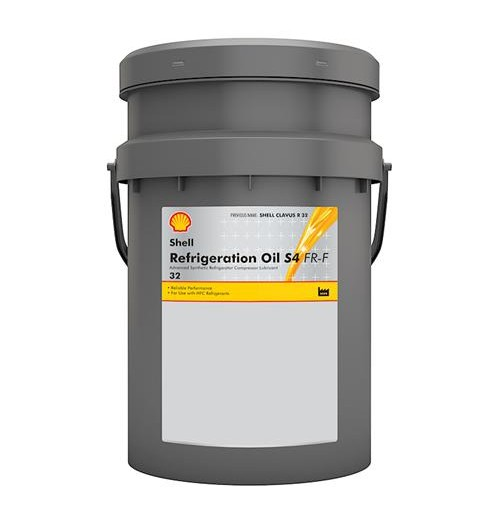 Shell Refrigeration Oil S4 FR-F 32 (20L)