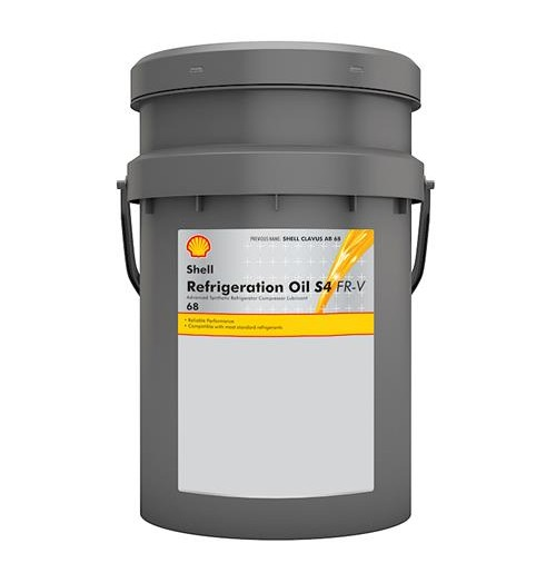 Shell Refrigeration Oil S4 FR-V 68 (20L)