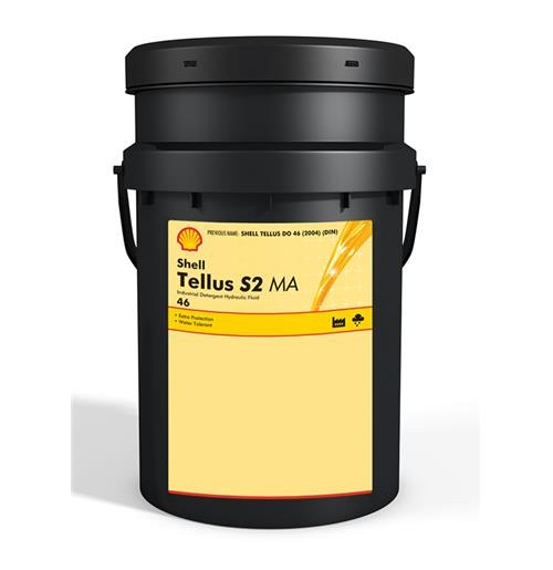 Shell Tellus S2 MA 46 (20L) - oleje hydrauliczne
