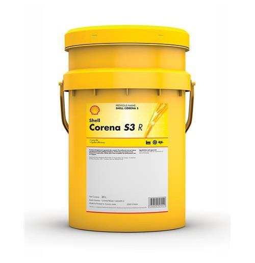 Shell Corena S3 R 68 (20L) - oleje do sprężarek powietrza