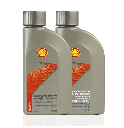 Shell Płyn hamulcowy DOT 5.1 (0,5l) - płyny hamulcowe
