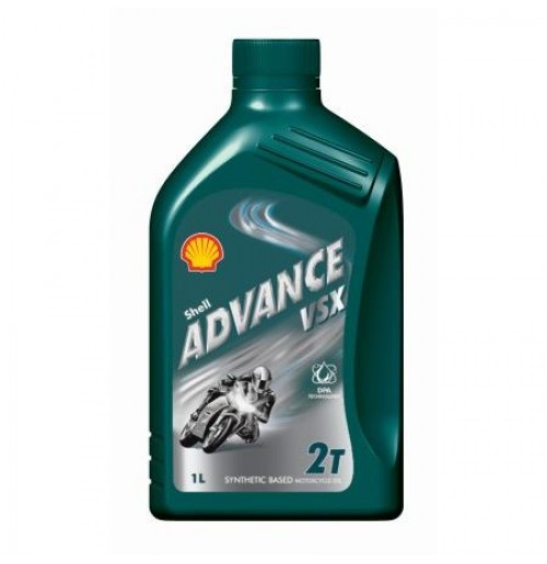 Shell Advance VSX 2 (1L) - motocykle