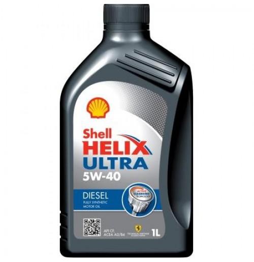 Shell Helix Ultra Diesel l 5W-40 (1L) - oleje silnikowe