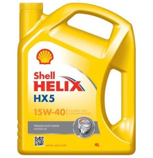 Shell Helix HX5 15W-40 (4L)