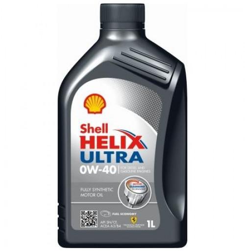 Shell Helix Ultra 0W-40 (1L)