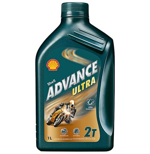 Shell Advance Ultra 2T (1L) - motocykle