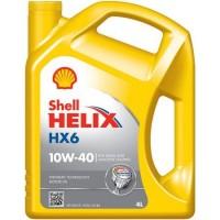 Shell Helix HX6 10W-40 (4L)