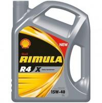 Shell Rimula R4 X 15W-40 (5L)