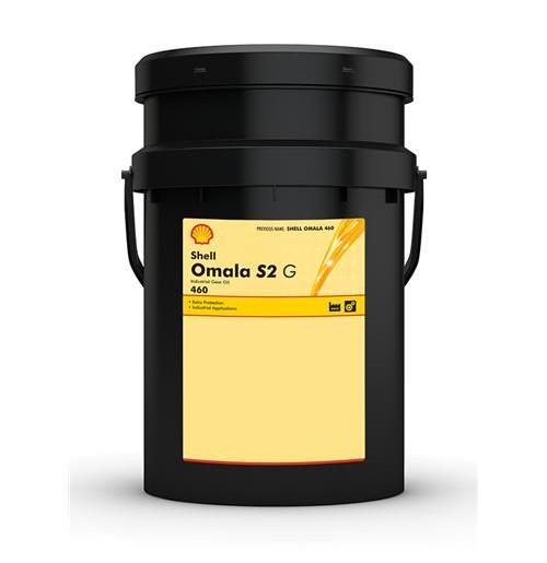 Shell Omala S2 GX 460 (20L)
