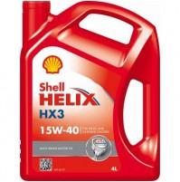 Shell Helix HX3 15W-40 (4L)