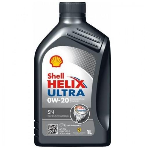 Shell Helix Ultra SN 0W-20 (1L)
