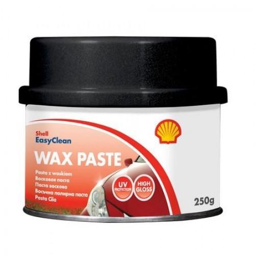 Shell Pasta samochodowa z woskiem (250g) - mycie i pielęgnacja
