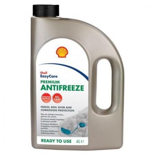 Shell Plyn do chlodnic premium 774 C gotowy (4l) - płyny i kosmetyki