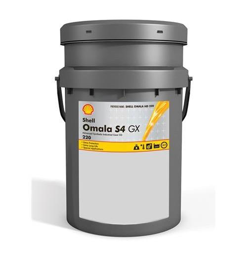 Shell Omala S4 GXV 460 (20L) - oleje przekładniowe