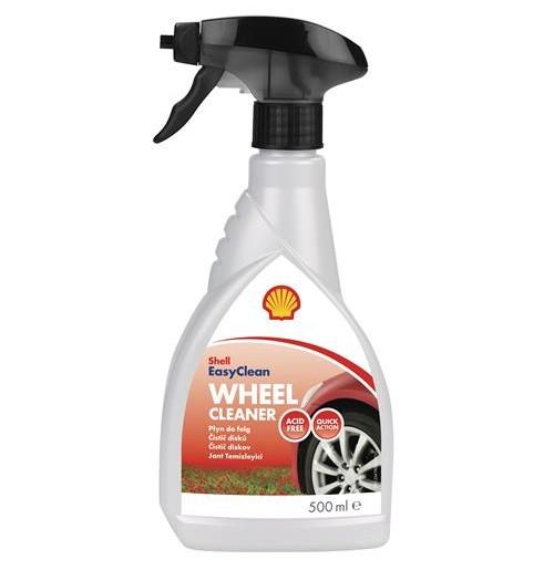 Shell Płyn do mycia felg (0,5l) - naprawa i konserwacja