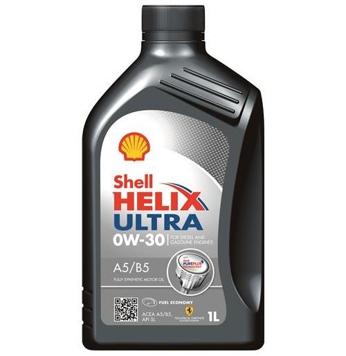 Shell Helix Ultra A5/B5 0W-30 (1L) - oleje silnikowe