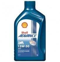 Shell Advance 4T AX7 15W-50 (1L)