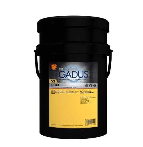 Shell Gadus S2 V100 3 (18KG) - smary