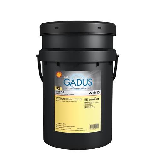 Shell Gadus S2 V220 0 (18KG) - smary