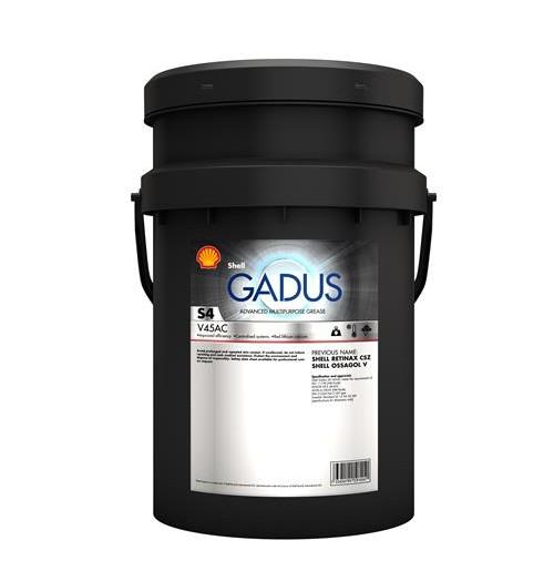 Shell Gadus S4 V45AC 00/000 (18KG) - smary