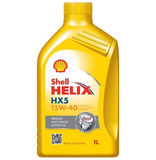 Shell Helix HX5 15W-40 (1L)