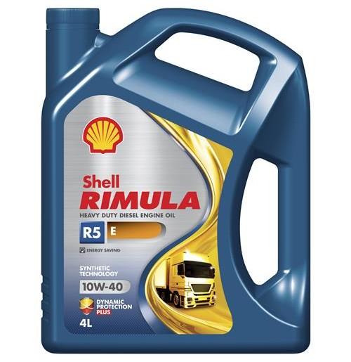 Shell Rimula R5 E 10W-40 (4L)