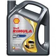 Shell Rimula R6 M 10W-40 (4L)