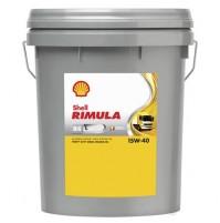 Shell Rimula R4 L 15W-40 (20L)