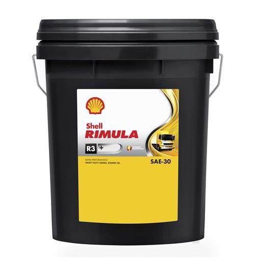 Shell Rimula R3+ 30 (20L)