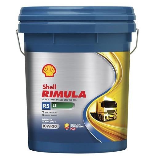 Shell Rimula R5 LE 10W-30 (20L)