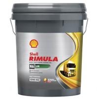Shell Rimula R6 LM 10W-40 (20L)