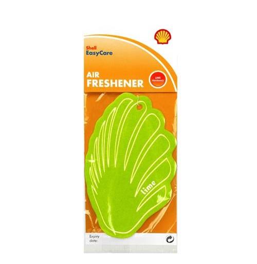 Shell Zapach odświeżacz samochodowy - limonka