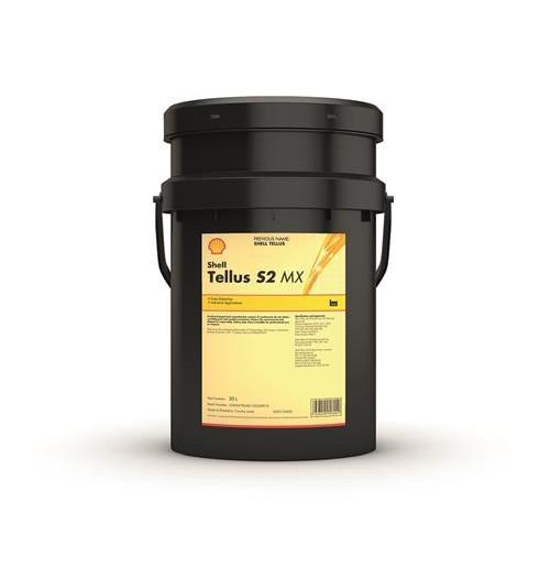 Shell Tellus S2 MX 32 (20L) - oleje hydrauliczne