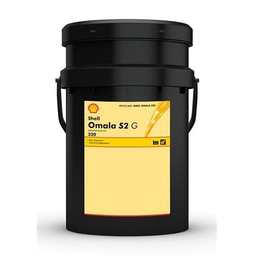 Shell Omala S2 GX 320 (20L)