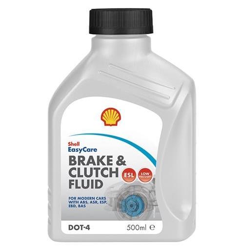 Shell Płyn hamulcowy DOT 4 ESL (0,5l)