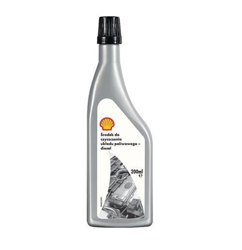 Shell Środek do czyszczenia układu paliw ON (0,2l) - układ paliwowy