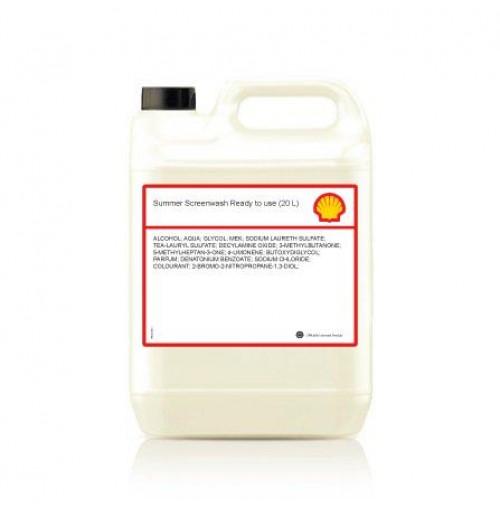 Shell Letni płyn do spryskiwaczy gotowy (20L)