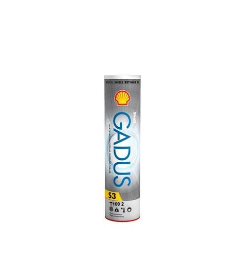 Shell Gadus S3 T100 2 (0,4KG) - przemysł