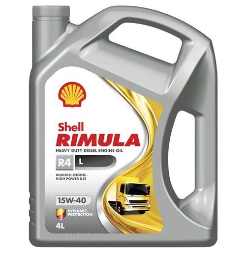 Shell Rimula R4 L 15W-40 (5L)