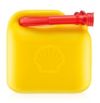 Shell Kanister z lejkiem 5L (atest EU)
