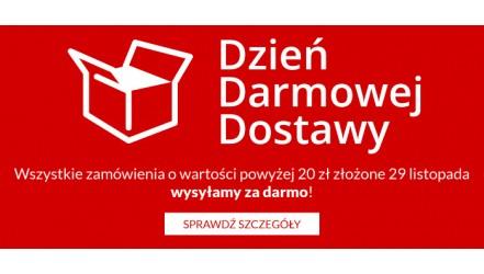 Dzień Darmowej Wysyłki w SKLEPSHELL.pl