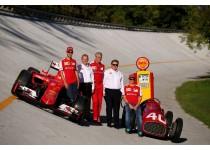 Znakomity sezon Shell i Ferrari w Formule 1